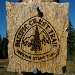 Summer vacation on the Pacific Crest Trail!