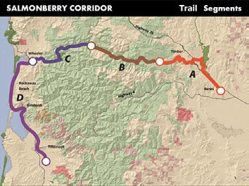 Salmonberry Corridor Coalition Will Hold Public Meetings to Share Update