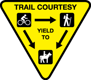 Simple Tips Help You Make a Good Impression on Multi-use Trails