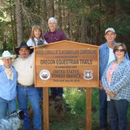 Clackamas Lake Corral Project