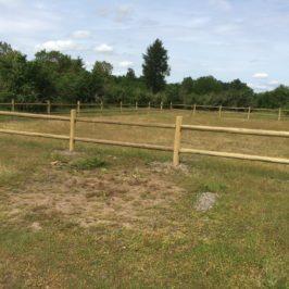 Mission State Park Equestrian Arena Rebuild