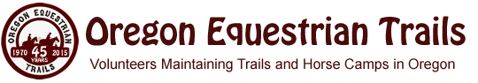 Oregon Equestrian Trails