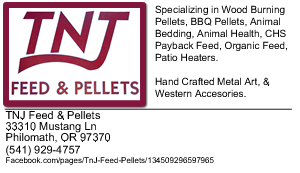 TNJ Feed and Pellet