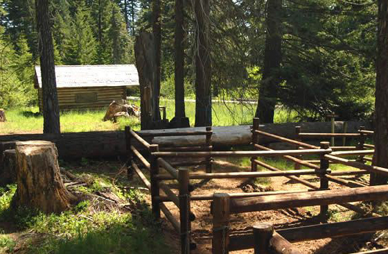 Willow Prairie Horse Camp Going To Concessionaire Oregon